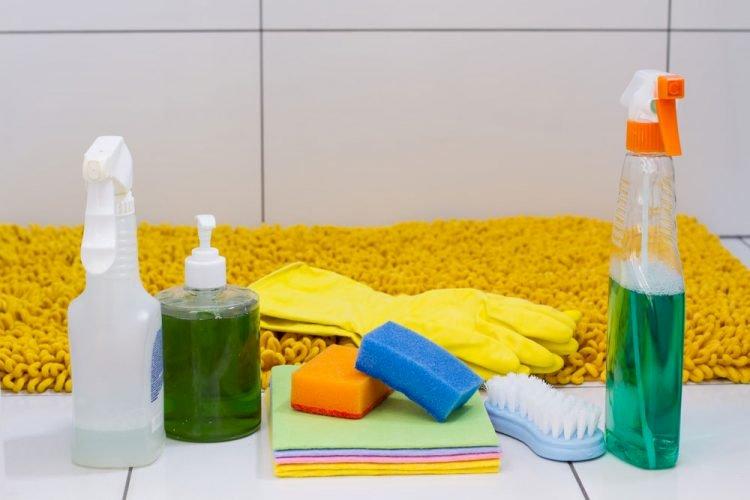 Kolay Ve Pratik Banyo Fayans Temizliği Nasıl Yapılır?