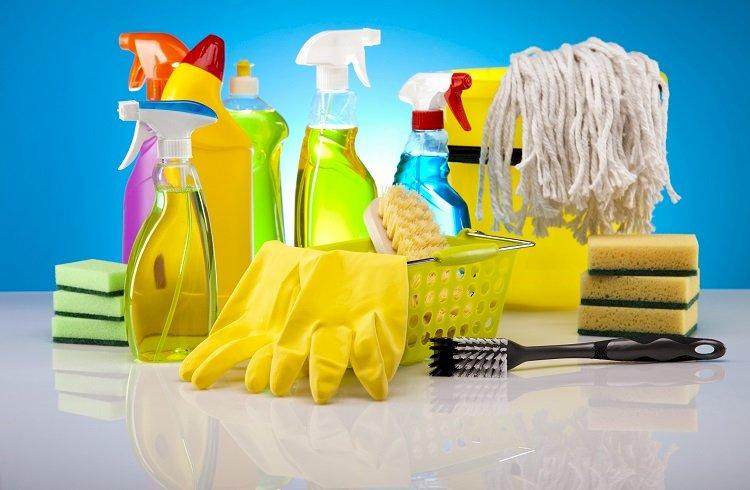 Temizlik Ürünleri Üretimi Yapmak