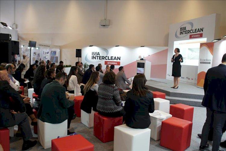 Endüstriyel Temizlik Sektörü 10 Nisan'da Interclean İstanbul'da buluşuyor.