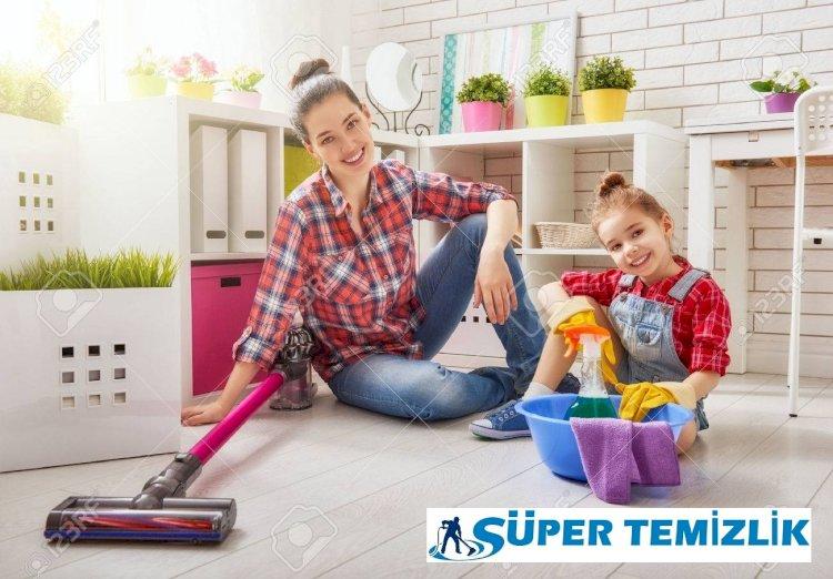 Süper Temizlik Avcılar ev temizliği