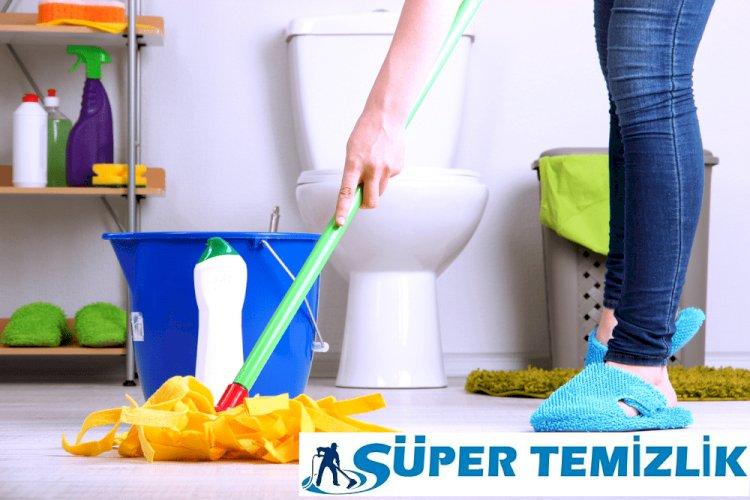 Tuvalet Temizliğinin Püf Noktaları