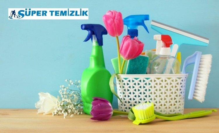 Evdeki Ürünlerle Kolayca Yapabileceğiniz 10 Temizlik Malzemesi