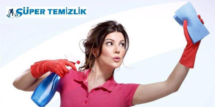 Ev Temizliği İçin Hijyen Dolu 6 Pratik Adım