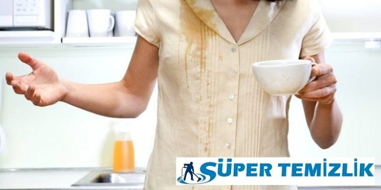 Kıyafetten ve Halıdan Çay Lekesi Nasıl Çıkar