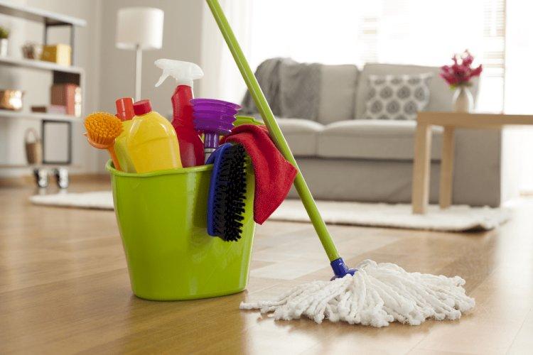 Pratik Ev Temizliği Nasıl Yapılır? - En Önemli Noktaları Nedir?
