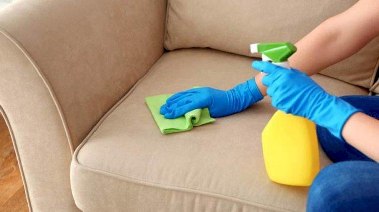 Koltuk Nasıl Temizlenir? Bulaşık tableti ile koltuk nasıl silinir? - Koltuk Temizlemenin Püf Noktaları