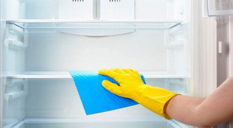Buz Dolabı Temizliği Nasıl Yapılır? Buzdolabı Temizliği